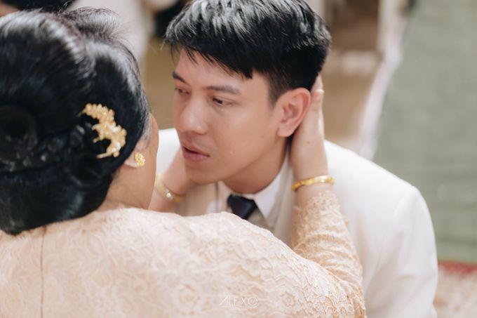 Akad Nikah of Sasha & Andhika by Double Happiness Wedding Organizer - 033