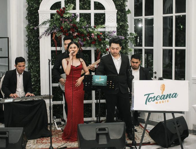 Wedding Open House by Toscana Music Entertainment - 003