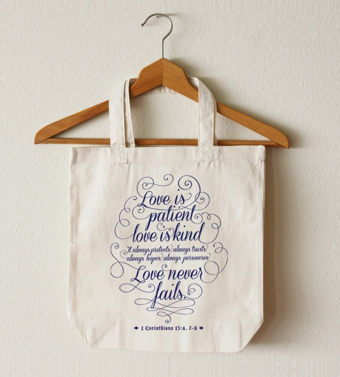 Tote Bag in Pouch by Memento Idea - 001
