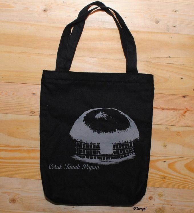 Souvenir Tote Bag Canvas by Plung Creativo - 001