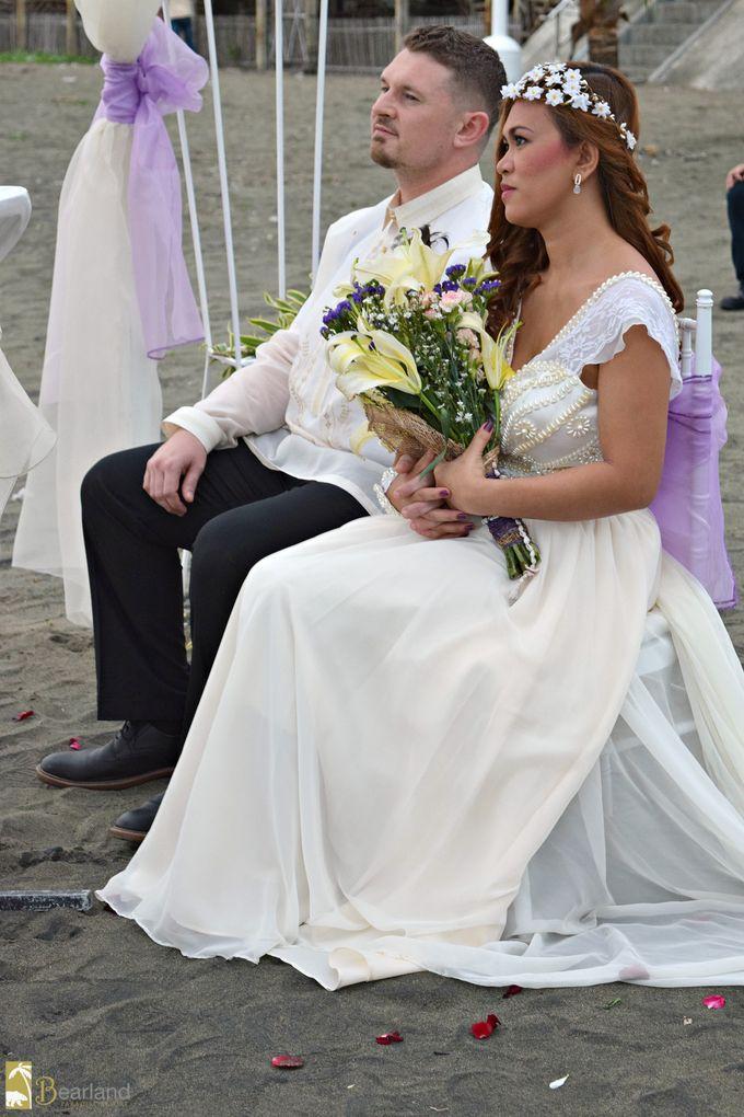 Diane and Colins beautiful wedding at Eshott Hall