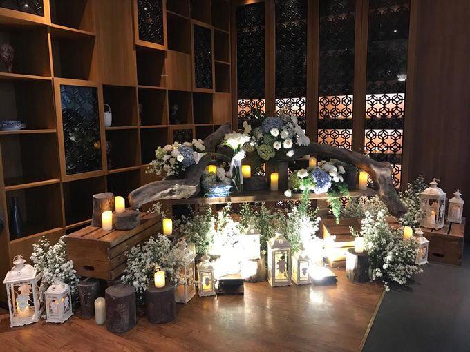 Premium Intimate Wedding at Century Park Hotel by Bright Wedding Jakarta - 006