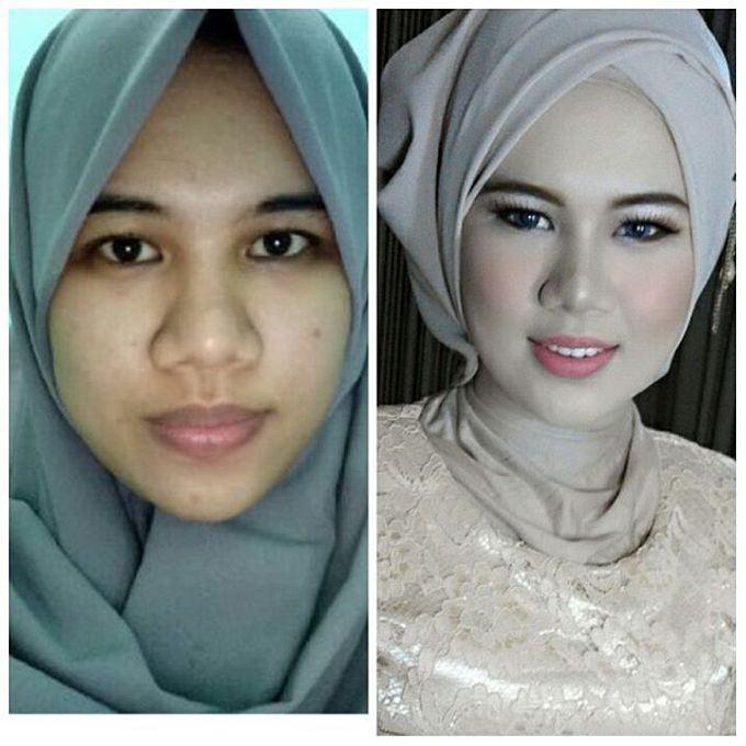 Wedding Make Up, Graduation, And Engagement by qaylamakeup - 025