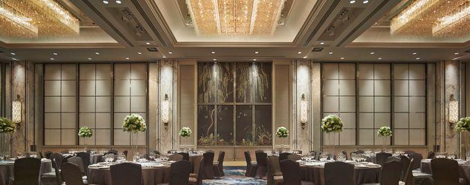 Wedding Theme by Shangri-La Hotel Singapore - 012