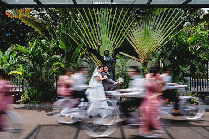THE WEDDING OF FREY & RICCA by The Wedding Boutique - 005