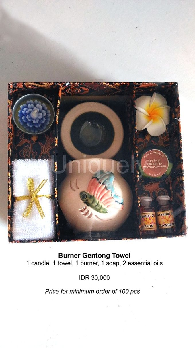 Aromatherapy Burners by Uniquely Souvenirs - 010