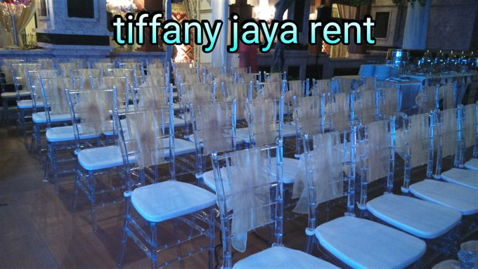 Tiffany Putih Kayu by TIFFANY JAYA RENT-KURSI TIFFANY - 014