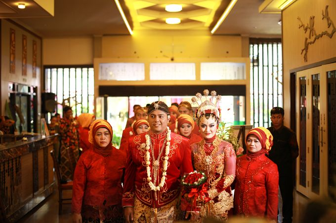The Weddng Of Dewi & Riskyan by R A Picture - 003