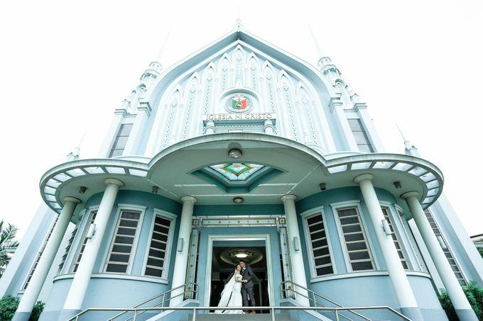 A Fresh and Modern Minimalist Iglesia Ni Cristo Wedding by Eye Candy Manila Event Styling Co. - 047