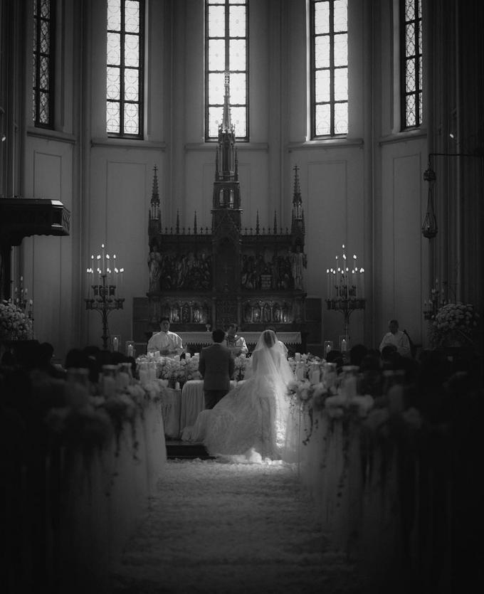 Wedding Felix & Silvi by Fenny Yang Wedding Planner - 006