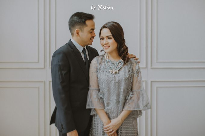 Acha & Lukman Traditional and Casual Prewedding by Le Motion - 006