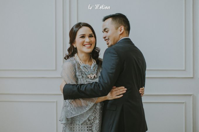 Acha & Lukman Traditional and Casual Prewedding by Le Motion - 007
