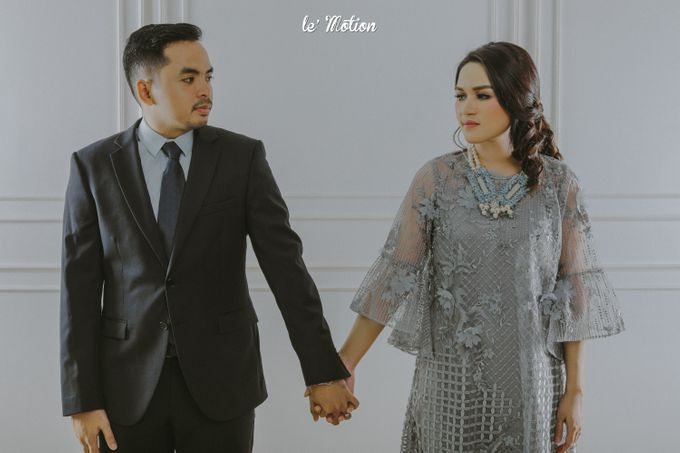 Acha & Lukman Traditional and Casual Prewedding by Le Motion - 001