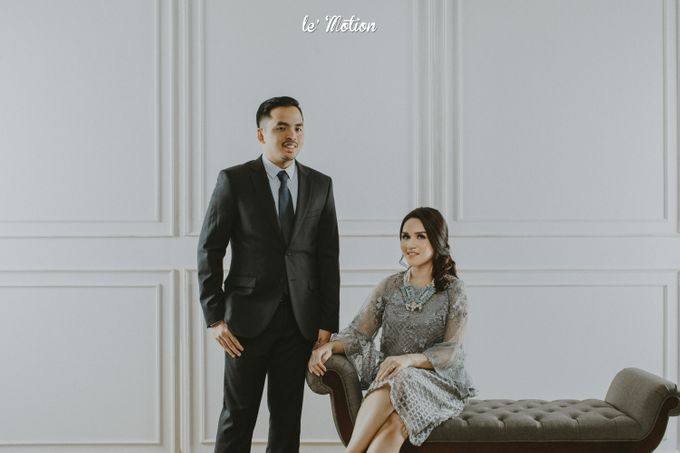 Acha & Lukman Traditional and Casual Prewedding by Le Motion - 008