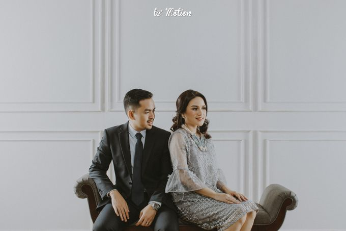 Acha & Lukman Traditional and Casual Prewedding by Le Motion - 009