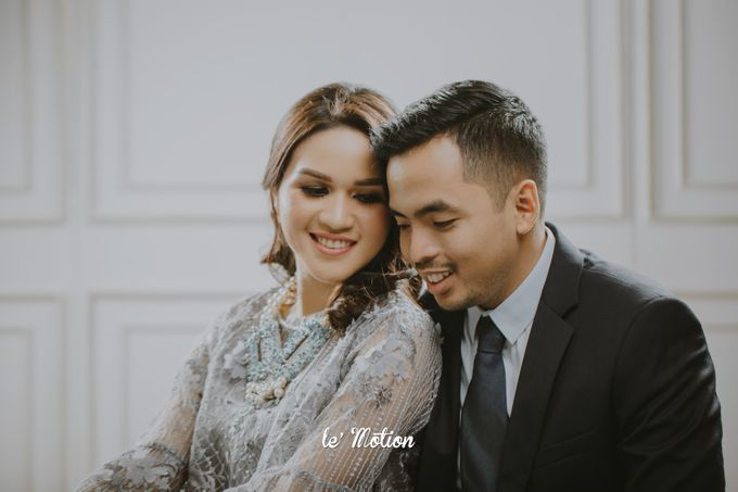 Acha & Lukman Traditional and Casual Prewedding by Le Motion - 011