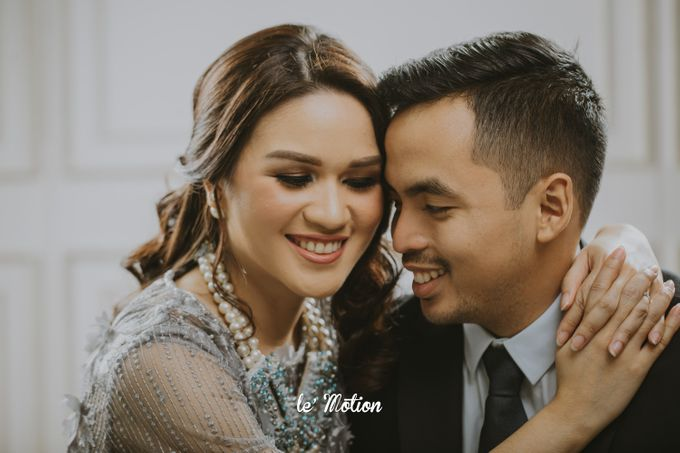 Acha & Lukman Traditional and Casual Prewedding by Le Motion - 012
