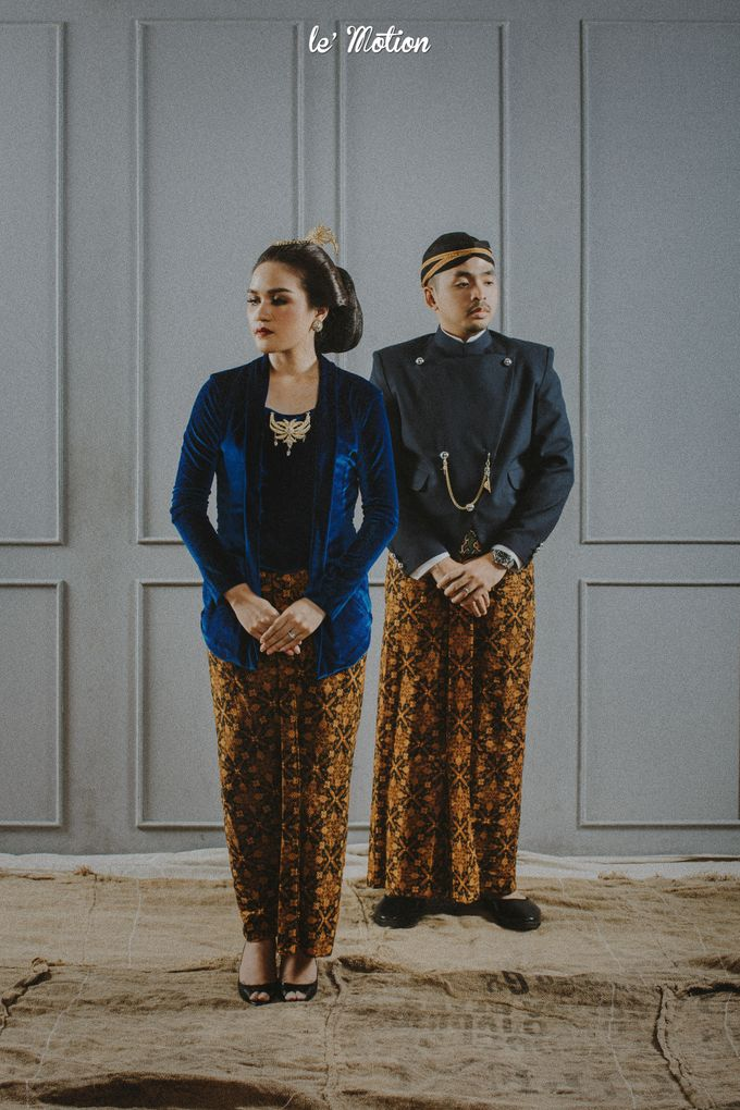 Acha & Lukman Traditional and Casual Prewedding by Le Motion - 025