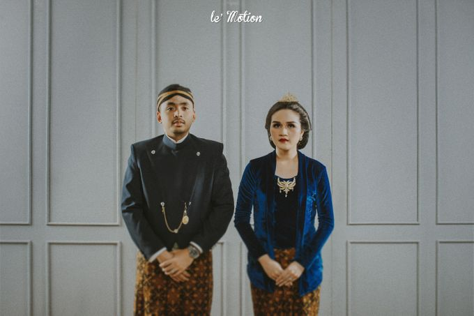 Acha & Lukman Traditional and Casual Prewedding by Le Motion - 026
