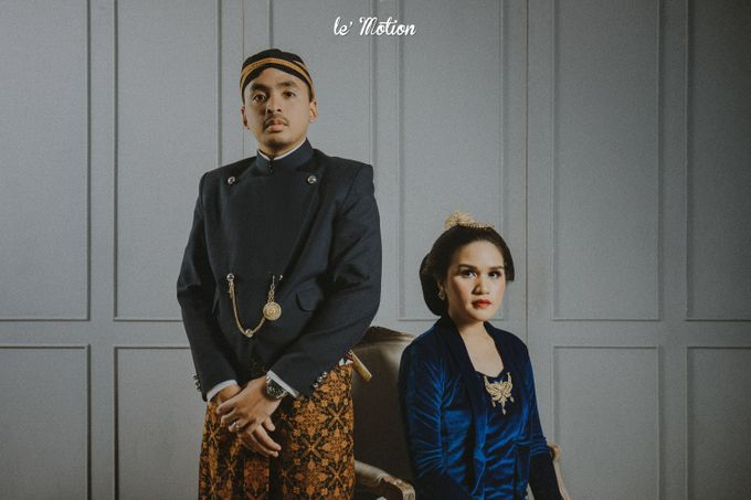 Acha & Lukman Traditional and Casual Prewedding by Le Motion - 027