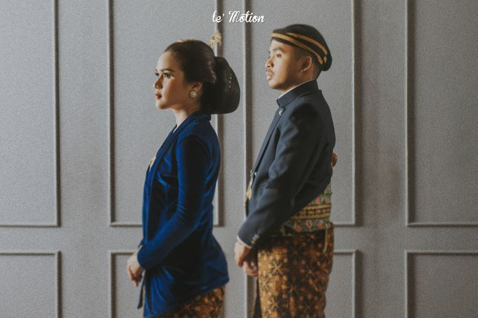 Acha & Lukman Traditional and Casual Prewedding by Le Motion - 030
