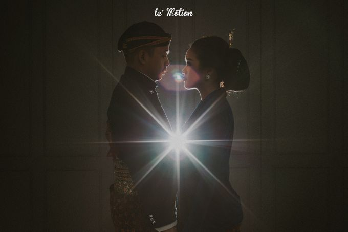 Acha & Lukman Traditional and Casual Prewedding by Le Motion - 014
