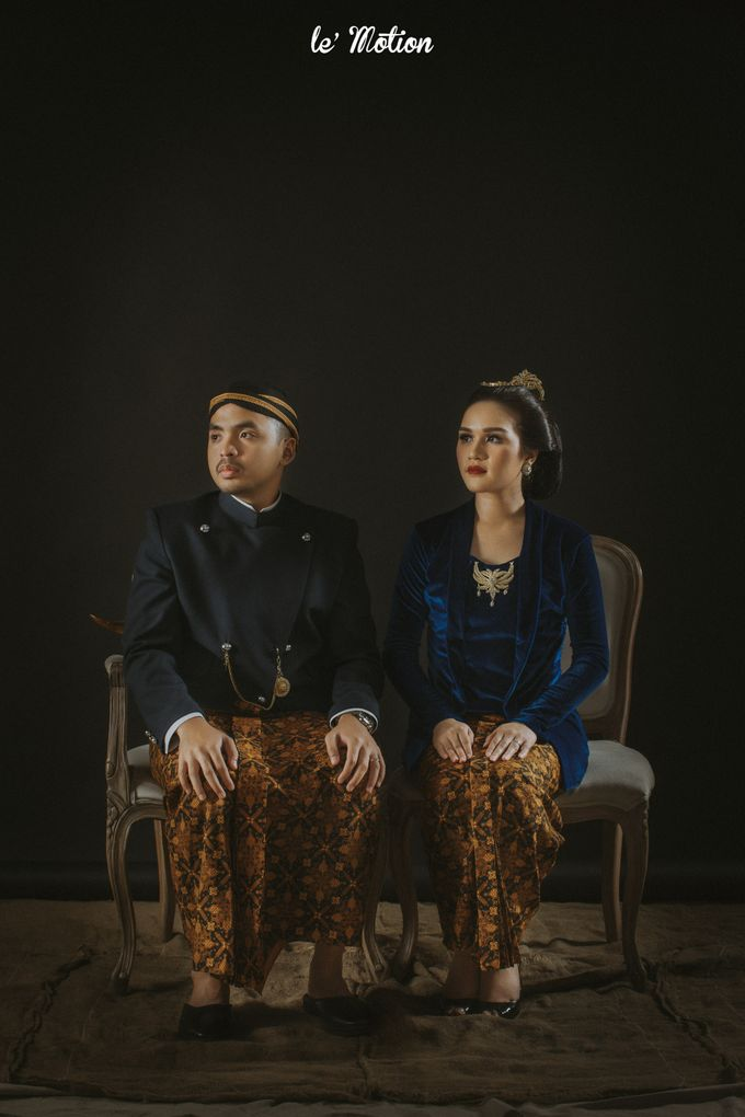 Acha & Lukman Traditional and Casual Prewedding by Le Motion - 015
