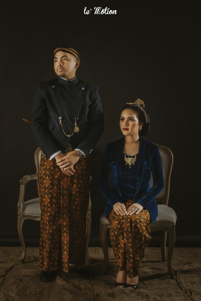 Acha & Lukman Traditional and Casual Prewedding by Le Motion - 016