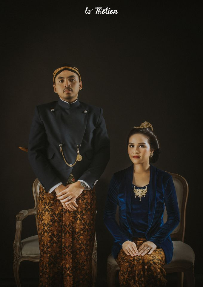 Acha & Lukman Traditional and Casual Prewedding by Le Motion - 017