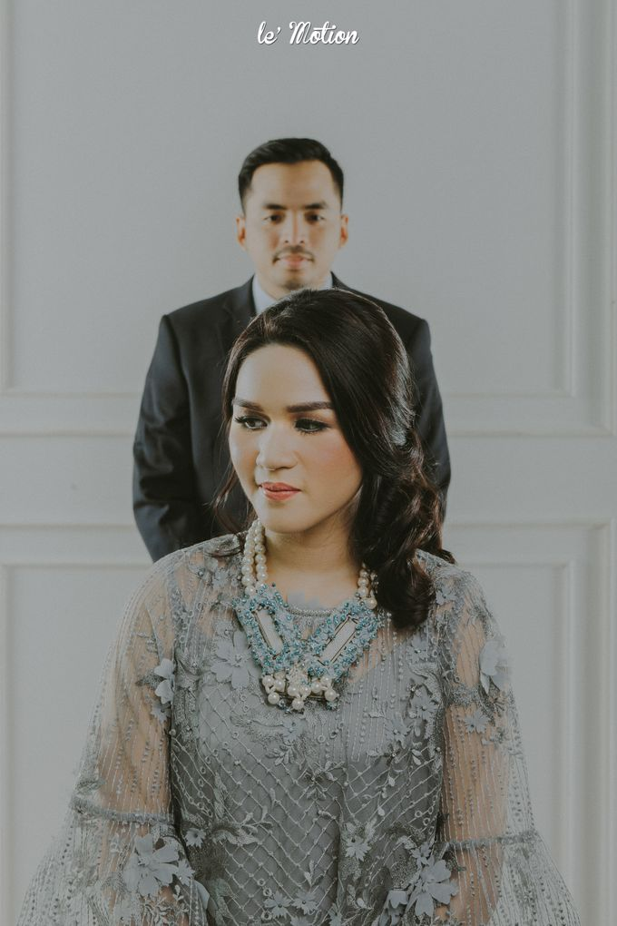 Acha & Lukman Traditional and Casual Prewedding by Le Motion - 002