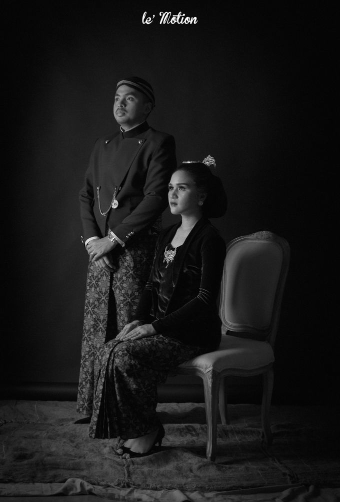 Acha & Lukman Traditional and Casual Prewedding by Le Motion - 018