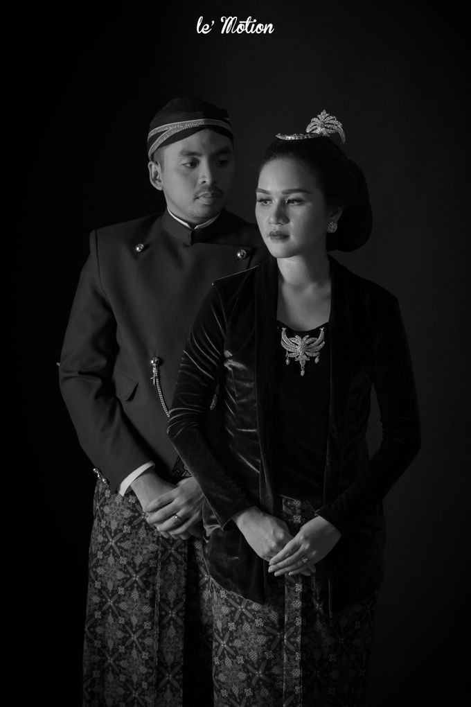 Acha & Lukman Traditional and Casual Prewedding by Le Motion - 021