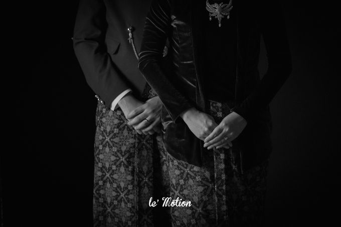 Acha & Lukman Traditional and Casual Prewedding by Le Motion - 022