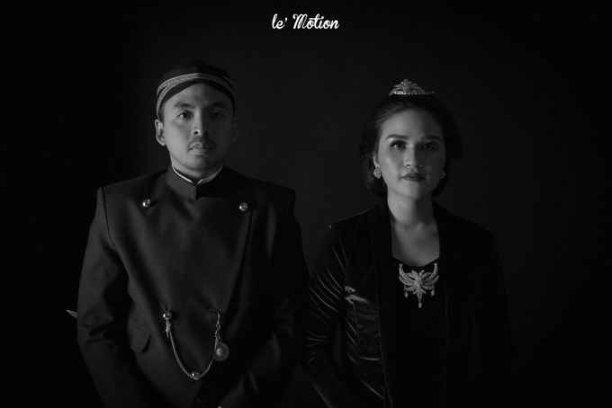 Acha & Lukman Traditional and Casual Prewedding by Le Motion - 023