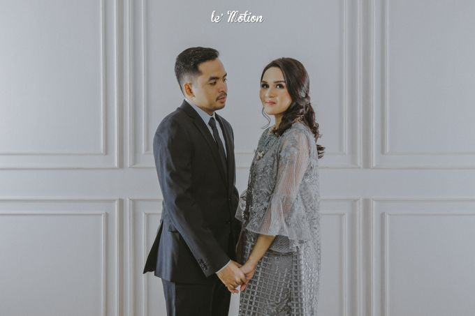 Acha & Lukman Traditional and Casual Prewedding by Le Motion - 003
