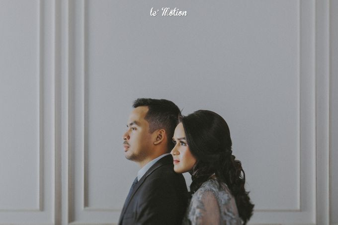 Acha & Lukman Traditional and Casual Prewedding by Le Motion - 004