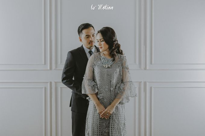 Acha & Lukman Traditional and Casual Prewedding by Le Motion - 005