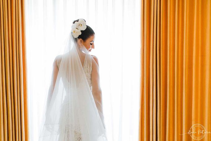 Tresna Chapel Ayana Bali Wedding - Daniel & Leyat by Bali Pixtura - 010