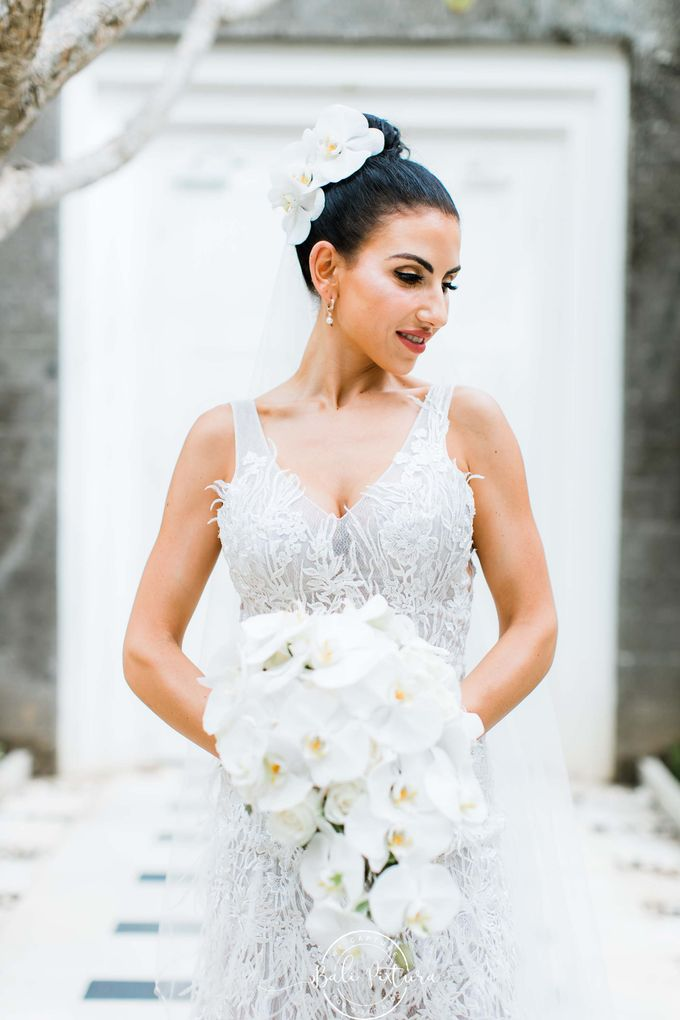 Tresna Chapel Ayana Bali Wedding - Daniel & Leyat by Bali Pixtura - 012