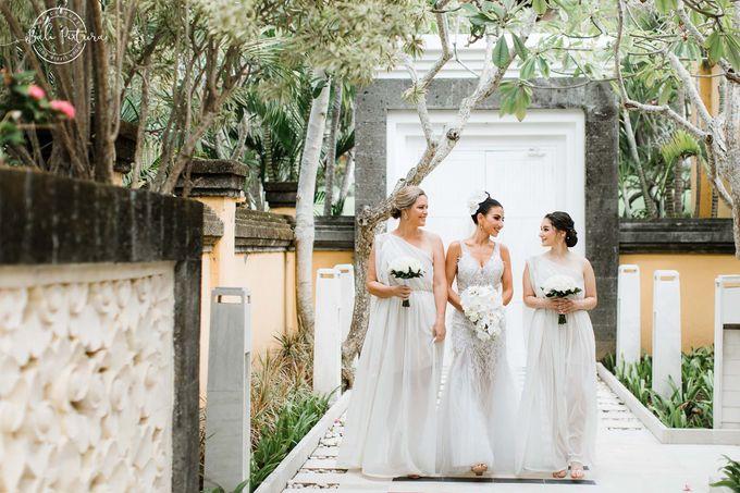 Tresna Chapel Ayana Bali Wedding - Daniel & Leyat by Bali Pixtura - 013