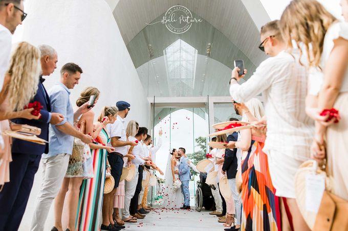 Tresna Chapel Ayana Bali Wedding - Daniel & Leyat by Bali Pixtura - 026