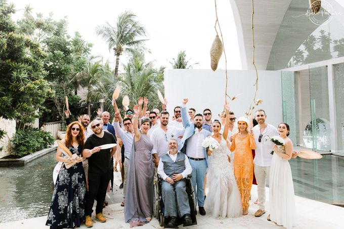 Tresna Chapel Ayana Bali Wedding - Daniel & Leyat by Bali Pixtura - 027