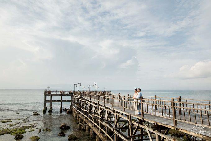 Tresna Chapel Ayana Bali Wedding - Daniel & Leyat by Bali Pixtura - 029