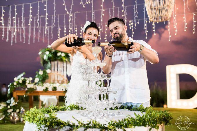 Tresna Chapel Ayana Bali Wedding - Daniel & Leyat by Bali Pixtura - 036