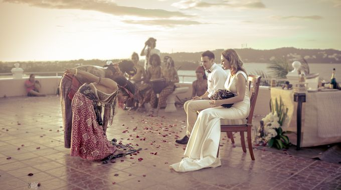 Tribal Wedding by Valyn Photography - 002