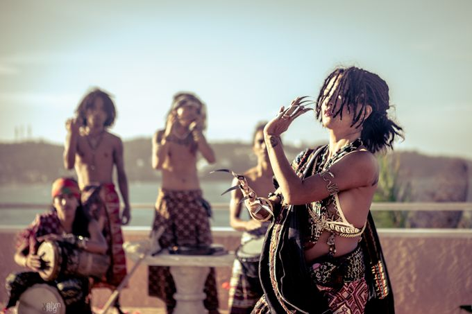 Tribal Wedding by Valyn Photography - 016