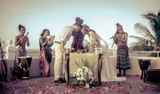 Tribal Wedding by Valyn Photography - 001