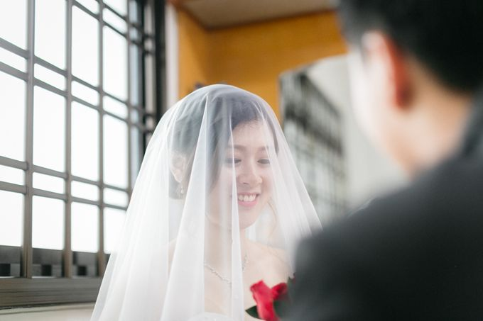 Wedding Day Moment Photography of Say Hong & Tricia by DTPictures - 020