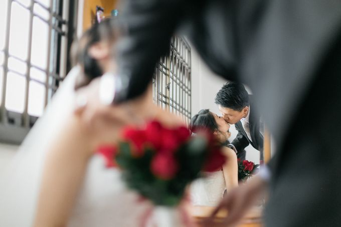 Wedding Day Moment Photography of Say Hong & Tricia by DTPictures - 021