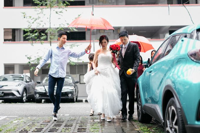 Wedding Day Moment Photography of Say Hong & Tricia by DTPictures - 022